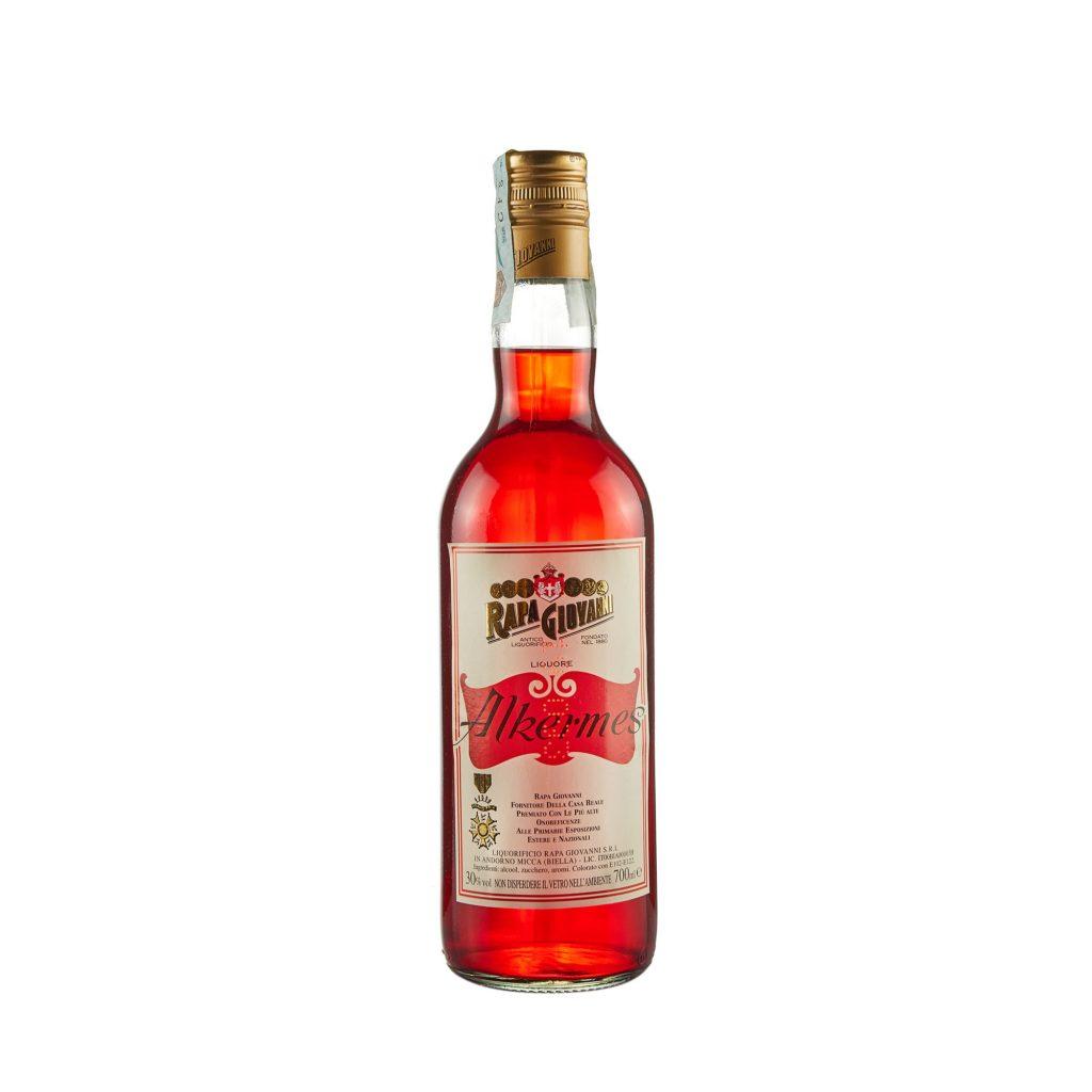 Bottiglia di Alkermes