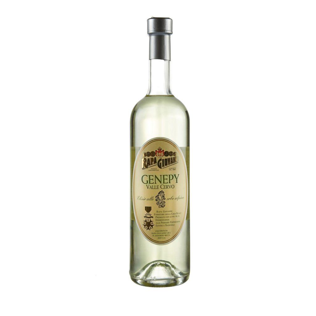 Bottiglia di Genepy Valle Cervo