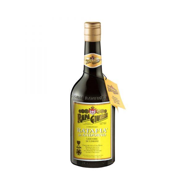 Bottiglia di Ratafià al limone