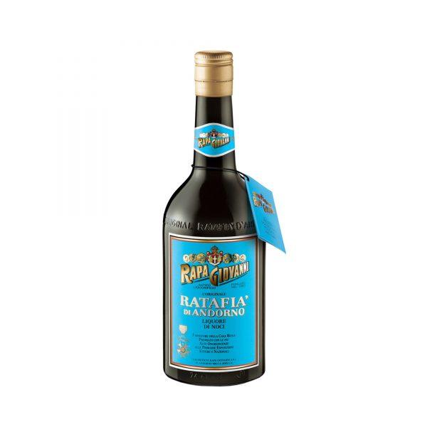 Bottiglia di Ratafià alle noci